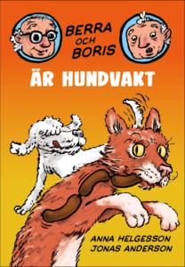 Berra och Boris är hundvakt